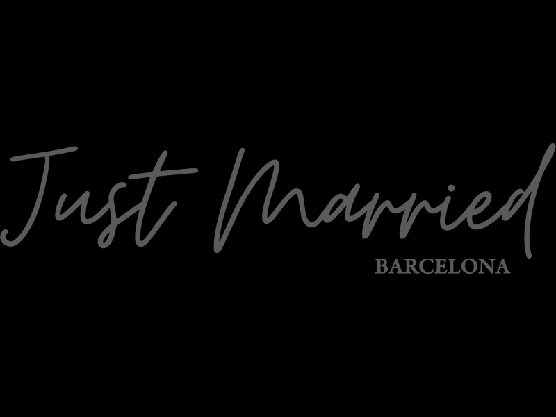 just-married-barcelona